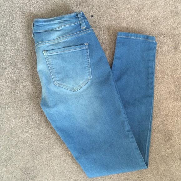 38% off Denim - Brand new blue jeans- fashion nova size 7 from ...