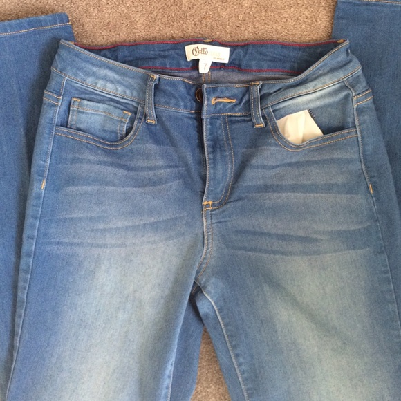 38% off Denim - Brand new blue jeans- fashion nova size 7 from ...