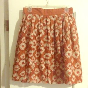 Size 6 Plenty by Tracy Reese Skirt