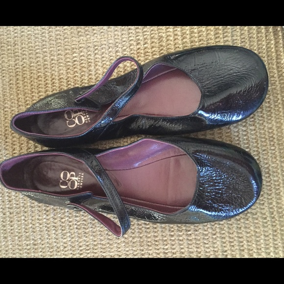 526274dbae5 Barneys New York CO-OP Shoes - Barneys Coop Patent Leather Mary Jane Flats