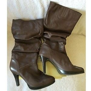 55 Off Kbr Shoes Kbr Low Shaft Bootie From Sue S Closet