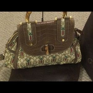Gucci Hertitage Limited Edition Bag
