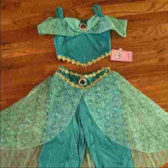 aeb7e9ff160fe7 Toddler princess jasmine costume