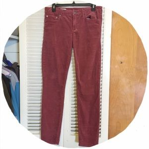 GAP Pants - ✂️REDUCED!✂️ GAP Burgundy Cords