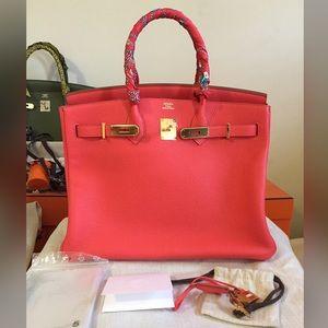 authentic hermes handbags