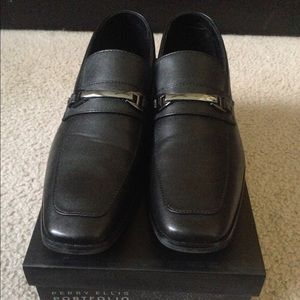 bffac2b127a Shoes - PERRY ELLIS PORTFOLIO DRESS SHOES SIZE 9.5