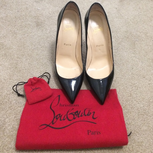christian louboutin shoes size 41