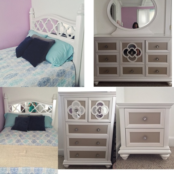 43 Off Raymour And Flanigan Other Full Size 5pc Bedroom