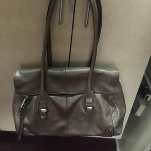 B. makowsky  Handbags - B. Makowsky truffle handbag.