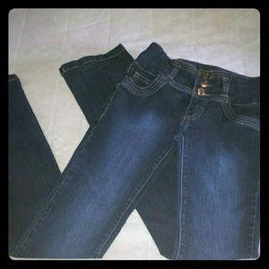 Denim - Dark wash jeans