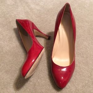 St. John Shoes - ST. JOHN Red PUMPS
