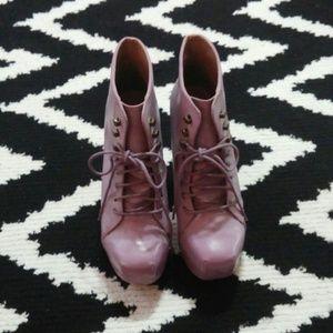shoe republic LA Shoes - Lilac boots