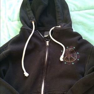 Authentic obey hoodie