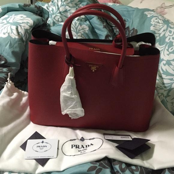 Prada Double Bag Colors