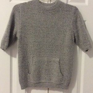 Asos gray sweater