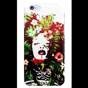 Island Beauty Cell Phone Case