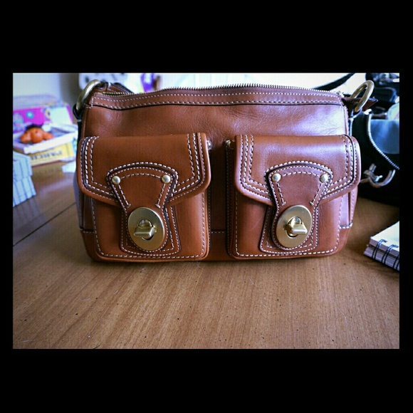 Coach Bags Legacy Leather Hoboshoulder Bag F12868 Poshmark