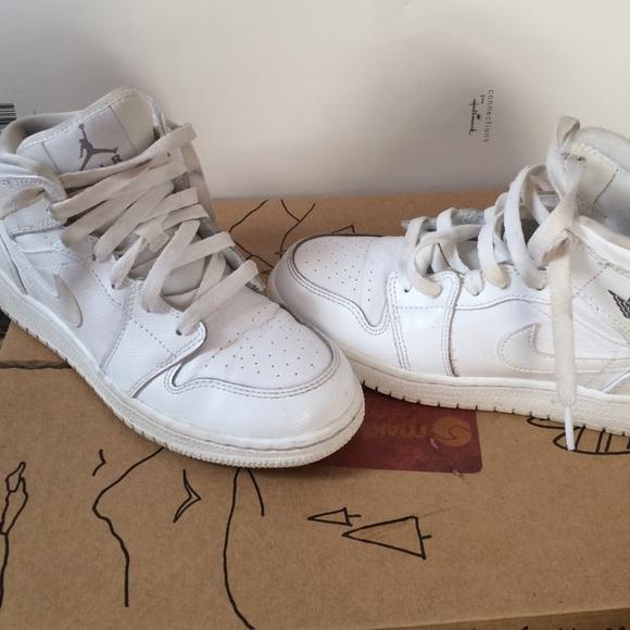 Jordan Shoes | Air 1s Size 4 In Boys
