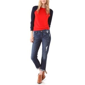 7 for all Mankind Josefina skinny boyfriend