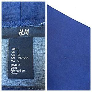 H&M Tops - H&M Embellished Neoprene Top Size Large