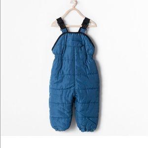 Zara baby snow trouser