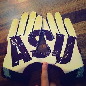 ASU gloves. Sizes large or XL.