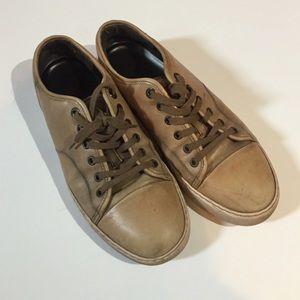 Lanvin Shoes - Lanvin calfskin sneaker