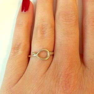 89 nvc jewelry sterling silver infinity fish unity