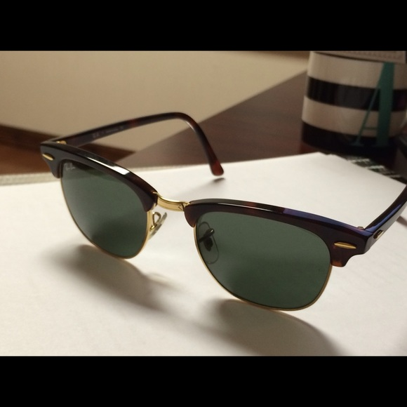 ray ban clubmaster rb3016 19i4  Ray-Ban Accessories