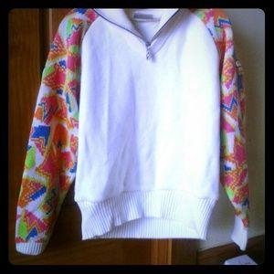 phenix  Sweaters - 80s ski pullover