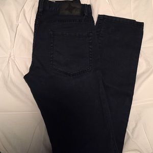 BCBG generation navy blue jeans