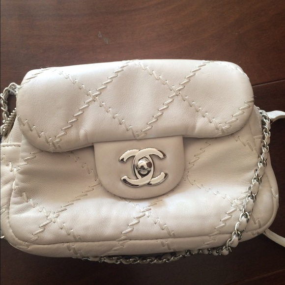 8% off CHANEL Handbags - Authentic Chanel Bag/WOC from ...