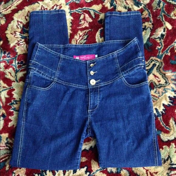 81c7a60dc06 Plus Size Apple Bottom Jeans