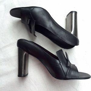 Charles Jourdan Shoes - Charles Jourdan Fae Mules Size 9.5