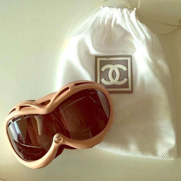e2718e166158 ⛄️Authentic Vintage Chanel Sport Ski Goggles⛄️