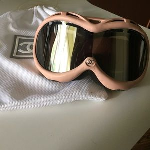 c40b527781d2 CHANEL Accessories - ⛄️Authentic Vintage Chanel Sport Ski Goggles⛄️