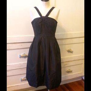 J.Crew Silk Taffeta Dress