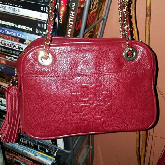 8bdf628b0550 Tory Burch Thea chain -cross body bag. M 5626b2072fd0b76bfa0034d6