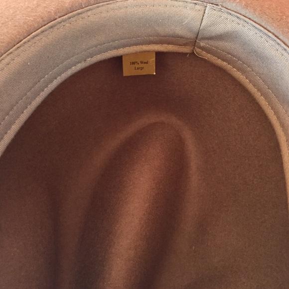 Berkeley Hat Shop Accessories - 100% wool Panama hat