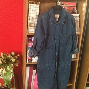 Forever 21 Other - Forever 21 denim jumpsuit