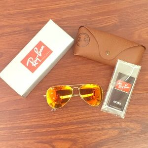 Ray-Ban Accessories - Authentic Ray Ban 3025 Aviator.