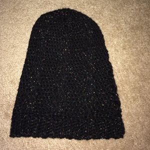 NWOT Super cute crocheted beanie