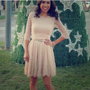 Paper Crown Dresses & Skirts - Lace dress