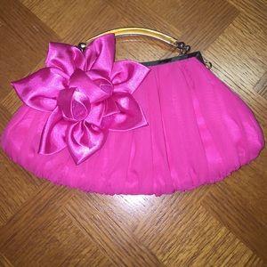 Handbags - Brand New Pink Clutch/Shoulder Bag