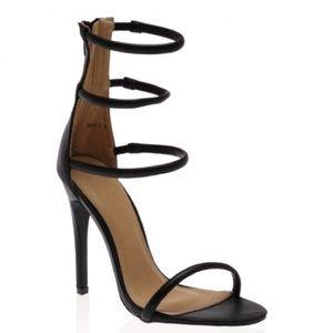 3 Ankle Strap Heels