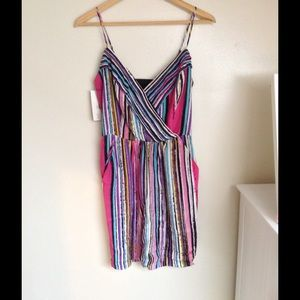 Rio Striped Dress