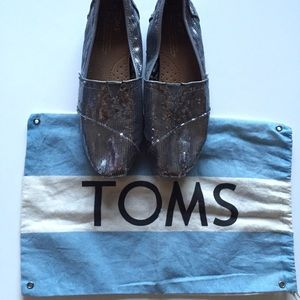 TOMS Shoes - TOMS classic glitter