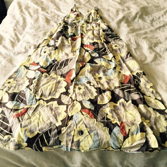 1c959faa9fc 🔴SALE🔴 Sisley cotton maxi summer dress. Size XS.  M_56275801729a66355802eecd