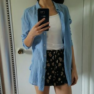 H&M Tops - H&M Divided Button Up Top