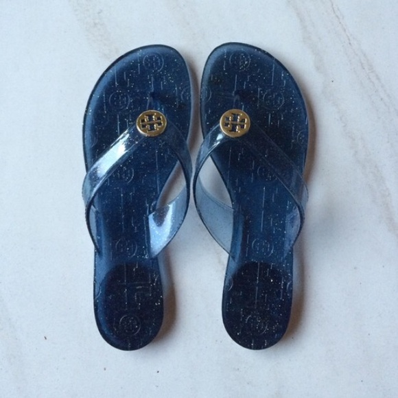 a345c87c8ac0ec Tory Burch Shoes - 📍CLEARANCE SALE📍blue Tory burch flip flops